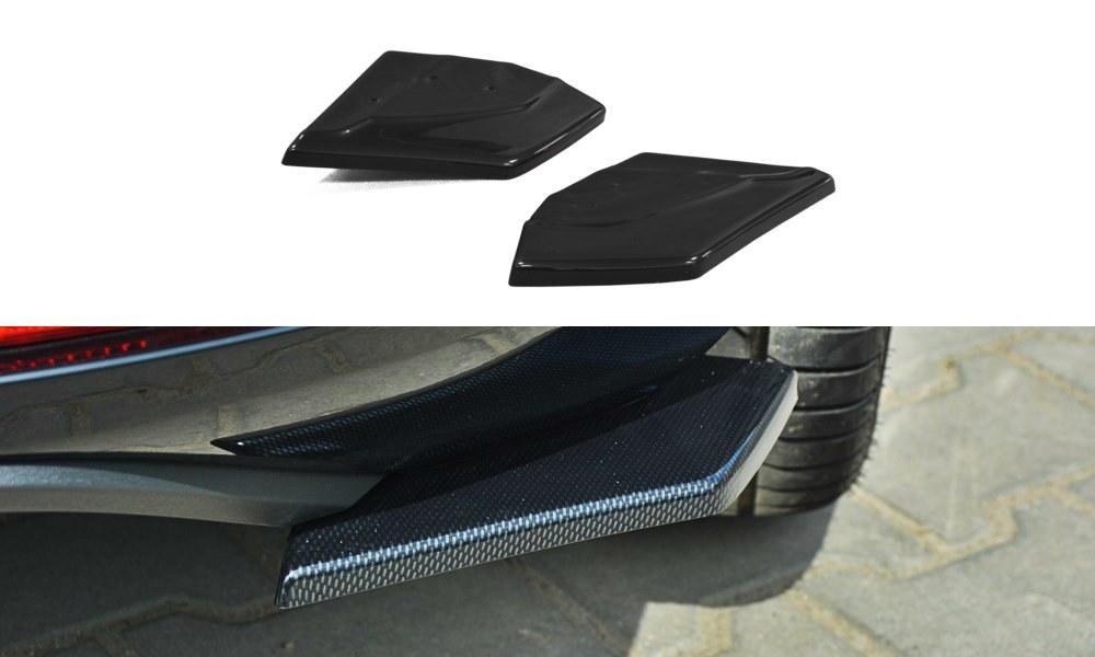 Splittery Tylne Boczne Seat Leon III Cupra / FR - GRUBYGARAGE - Sklep Tuningowy